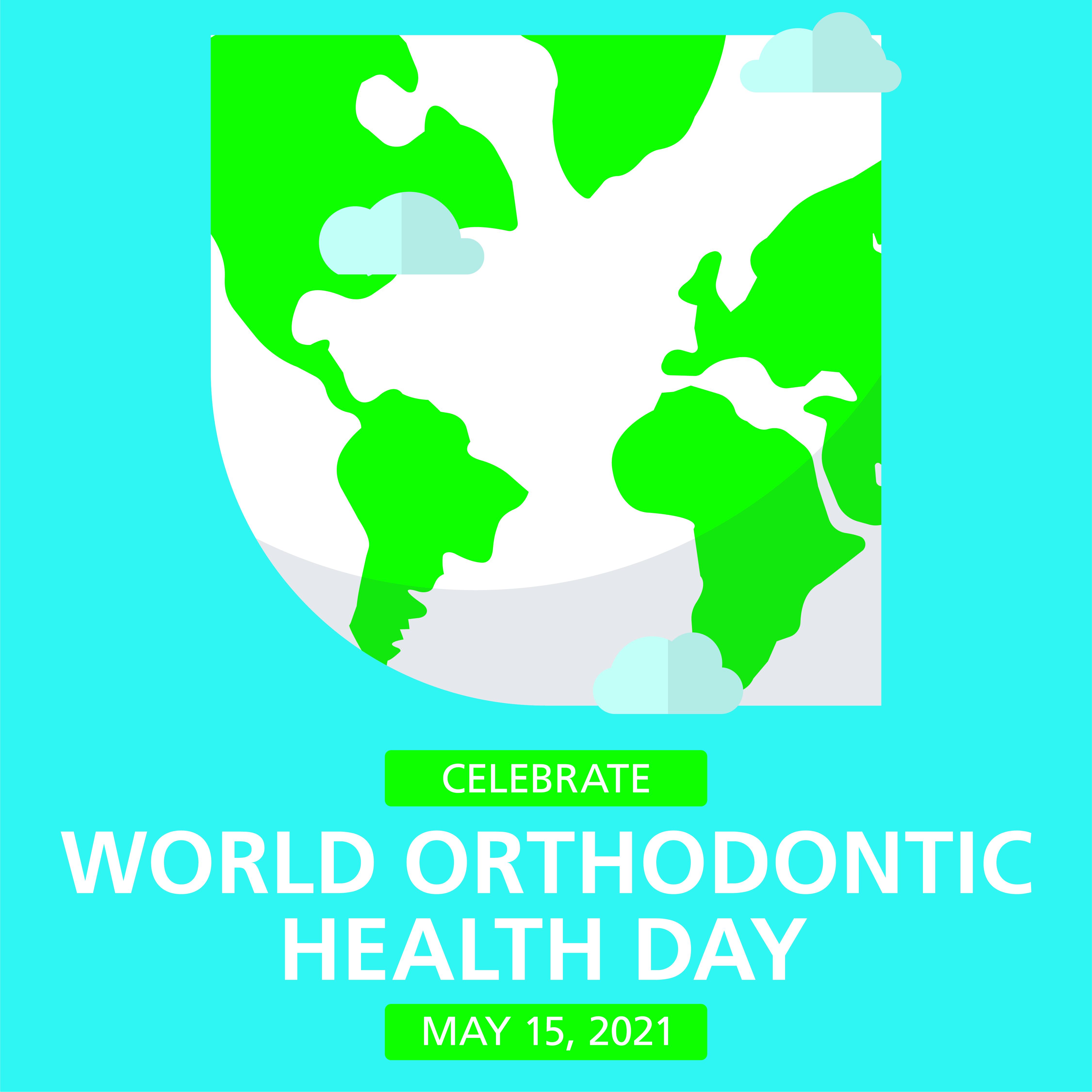 GH World Orthodontic Health Day 2021 - Instagram 1080X1080 - No Braces-01